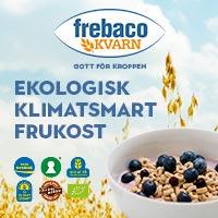 Frebaco - Ekologisk Klimatsmart Frukost